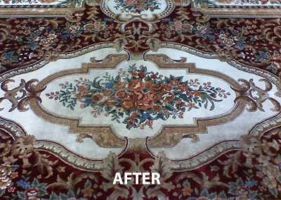 Rug After Cleaning